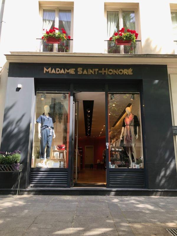 Madame Saint-Honoré