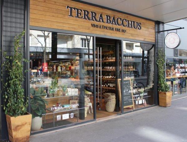 Terra Bacchus