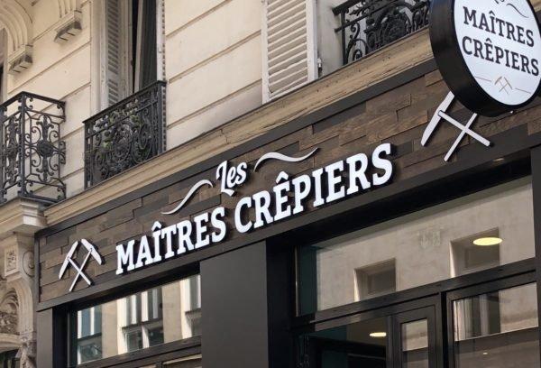 Les Maitres Crepiers
