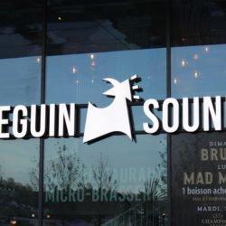 Enseigne Gambetta Paris x Seguin Sound - Enseigne LED
