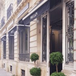 Enseigne Gambetta Paris x Poulain - Store a projection