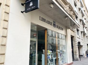 Librairie Sevezen