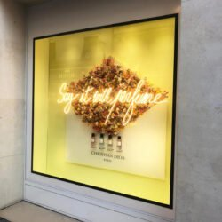 Enseigne Gambetta Paris x Dior - Neon Led