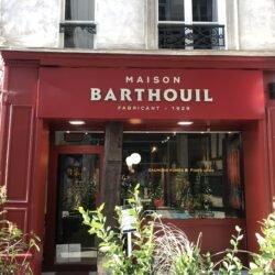 Maison Barthouil x Enseigne Gambetta Paris - Enseigne + enseigne drapeau