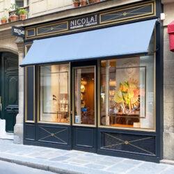 Enseigne Gambetta Paris x NicolaÏ - Store